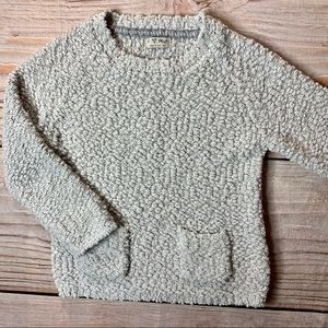 Next crew neck sweater with front pockets size 4/5